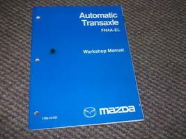 2003 Mazda FN4A EL Automatic Transaxle Shop Manual OEM - $18.52