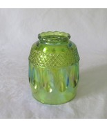 Westmoreland, Waterford, Fairy Lamp Replacement Top, Lime Green Carnival... - $28.00
