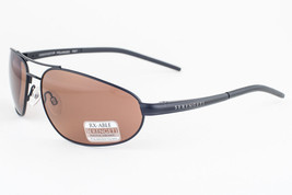 Serengeti Como Satin Black / Drivers Polarized Sunglasses 8391 - $175.91