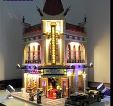 LED Light Kits For Creator Series Palace Cinema Building Blocks - Lego 1... - $115.00