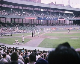 1962 MLB Polo Grounds Pittsburgh Pirates vs New York Mets Color 8 X 10 P... - $5.93