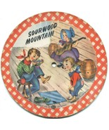VOCO PICTURE DISC Record - 78 RPM - Sourwood Mountain / The Lone Prairie... - $9.89