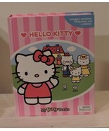 My Busy Book Hello Kitty Activity Storybook 12 Figures and Playmat - $11.88