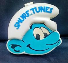 Rare!! Vintage 1980's Smurf Tunes Galoob Organ with Sheet Music - $32.66