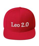 Leo 2.0 hat / leo 2.0 Snapback Hat - $36.00