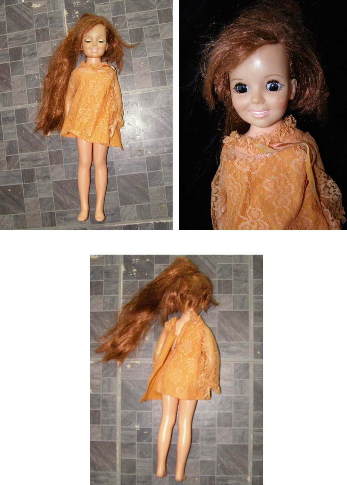 Crissy Doll Ideal 1970s