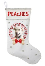 Personalized Pet Photo Christmas Stocking - $32.99