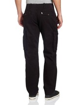 Levi's Strauss Men's Original Relaxed Fit Cargo I Pants Black 124620011 image 2