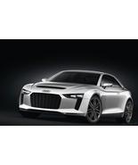 2010 Audi Quattro Concept, 24 x 36 Inch Poster, sports car, european car - $18.99