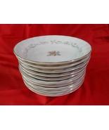 Beautiful  ROYAL SWIRL Fine China ...Set of 10  BERRY BOWLS - $32.26