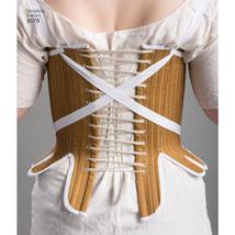 Simplicity Misses' 18th Century Costume-4-6-8-10-12 - $17.31