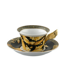 Versace by Rosenthal Ikarus Vanity Cup & saucer 4 low (Set of 6) - $1,245.10