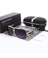 Brown Gradient Sunglasses Men Top Designer Brand Sunglasses Newest Trend... - $23.01