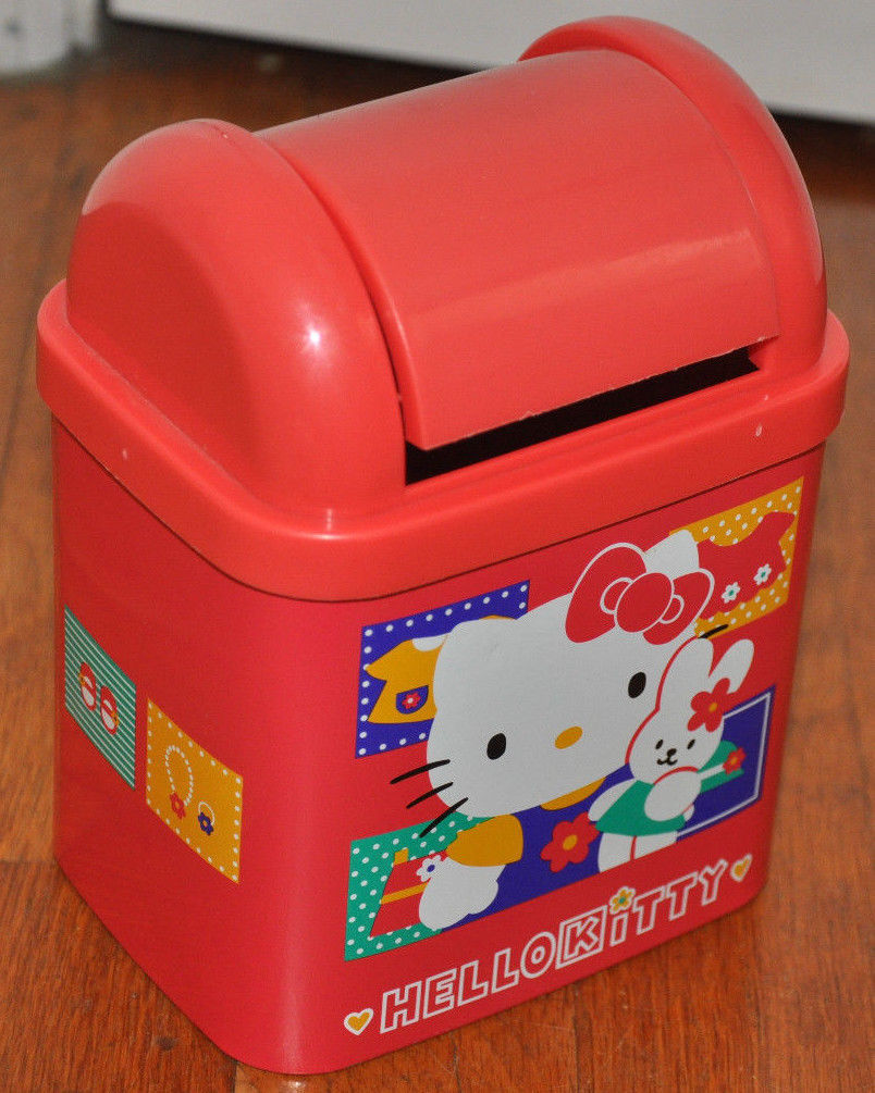 697f540f3 Vintage Rare 1996 Sanrio Red Hello Kitty Tin and 50 similar items. S l1600