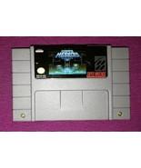 Super Metroid Justin Bailey - Snes Zero Suit Samus Super Nintendo Version - $18.00