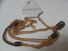 Dana Buchman Gold-tone Chain Necklace  - $29.70