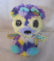 Hatchimal Electronic Angel Deer Purple Yellow & Teal - $22.27