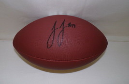 Juju Smith-Schuster Signed Full Size NFL Football Steelers - $140.24