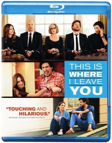 This Is Where I Leave You (Blu-ray)