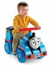Fisher-Price Power Wheels Thomas & Friends Engine Vehicle  - $143.09