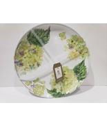 Rachel Ashwell Hydrangeas Dinner Plates Melamine Set of 4 - $32.99