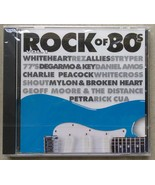 Rock of 80's, Vol. 1 by Various Artists (CD, Sparrow Records) New Sealed - $20.00