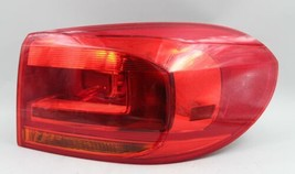 12 13 14 15 16 17 18  VOLKSWAGEN TIGUAN RIGHT PASSENGER SIDE TAIL LIGHT OEM - $113.84