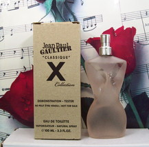 Jean Paul Gaultier Classique X Collection EDT Spray 3.3 FL. OZ. - $89.99