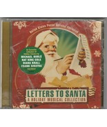 Letters to Santa  A Holiday Musical Collection by the USPS & Concord Rec... - $4.95