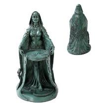 Irish Triple Goddess Danu Figurine Don Divine Feminine Source Wisdom Wea... - $49.97