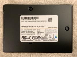 """Samsung MZQLB960HAJR-00007 960GB Ssd PM983 2.5"""" U.2 Pc Ie 3.0 X 4 Ssd MZ-QLB9600 - $296.99"""