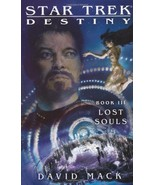 Lost Souls (Star Trek: Destiny #3) Mack, David - $9.90