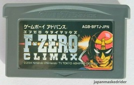 Used F-ZERO CLIMAX Game Boy Advance GBA Operation has been confirmed Japan - $87.11