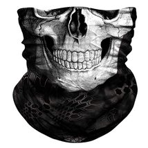 3D Seamless Horror-Themed Neck Bandana - $3.60+