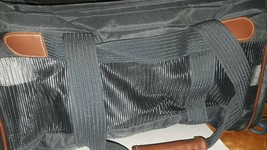 Sherpa Pet Carrier 17 x 11 x 10.5 inches up to 16 lbs - $28.05