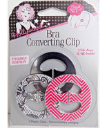 Hollywood Fashion Secrets Bra Converting Clip 3pk. - $6.99