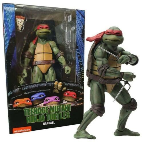 "Primary image for NECA TMNT 1990 Movie 7"" Scale Action Figure OFFICIAL - RAPHAEL"