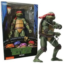 "NECA TMNT 1990 Movie 7"" Scale Action Figure OFFICIAL - RAPHAEL  - $39.05"