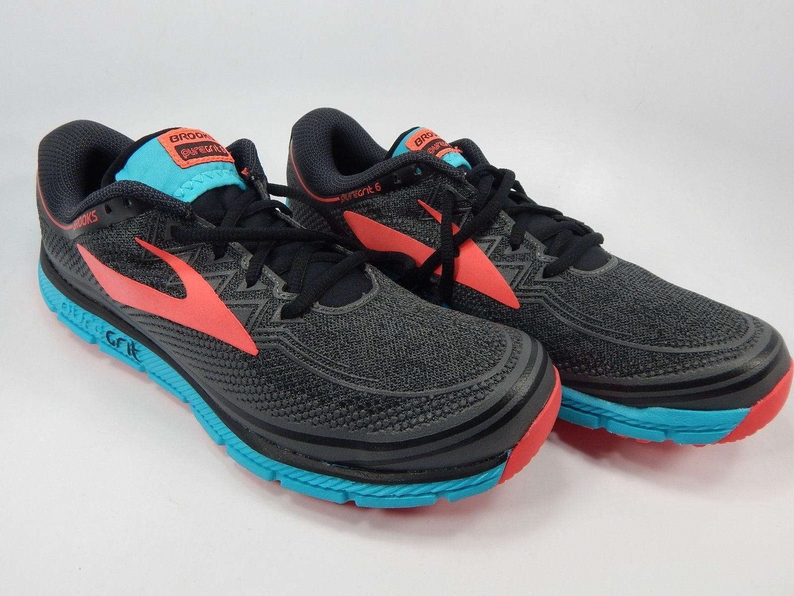 Brooks Pure Grit 6 Size US 10.5 M (B) EU 42.5 Women's Running Shoes 1202481B014