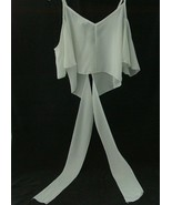 January 7 white Top Size S - $7.69