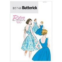 Butterick Patterns B5748 Misse/Misse Petite Dress, Size A5 (6-8-10-12-14) - $14.70