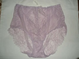 NWT  SOMA  BREATHTAKING RETRO BRIEF FAIR ORCHID  PANTIES   X LARGE - $16.82