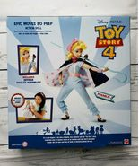 Disney Pixar Toy Story 4 Movie Epic Moves Bo Peep Action Doll IN HAND FA... - $49.95