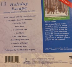 Holiday Escape   Dvd & Cd  image 2