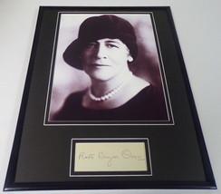 Ruth Bryan Owen Florida Signed Framed 11x14 Photo Display JSA - $116.86