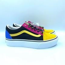 "New VANS Old Skool Platform ""Vans Beads"" Shoes Sneakers Women's Size 7 - £50.35 GBP"