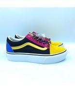 "New VANS Old Skool Platform ""Vans Beads"" Shoes Sneakers Women's Size 7 - $71.24"