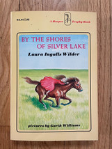 Vintage 70s Little House on the Prairie Books (paperback) image 5