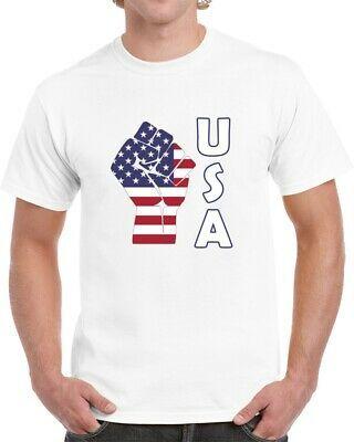 Fight Power Usa T Shirt