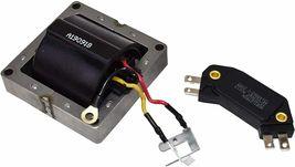 Chevy SBC 262 283 305 350 HEI Distributor Tune Up Kit & 8.0mm Spark Plug Wires image 4